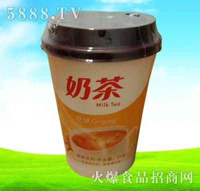 玫日美奶茶原味70g