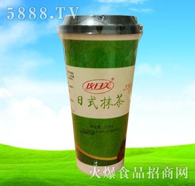 玫日美日式抹茶奶茶