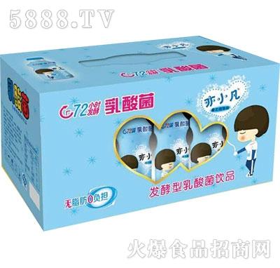 亦小凡发酵型乳酸菌饮品340ml×12瓶