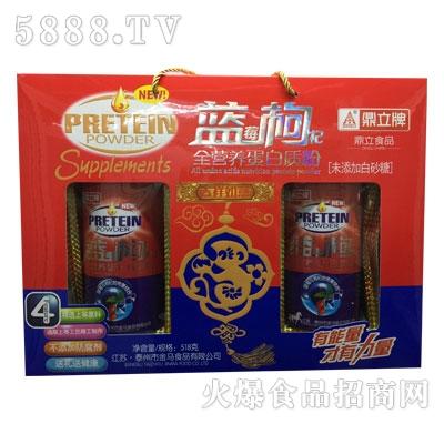 鼎立蓝枸全营养蛋白质粉518g