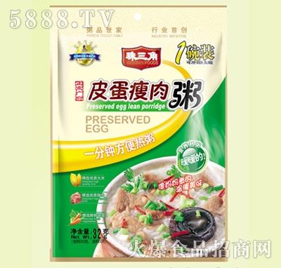 珠三角皮蛋瘦肉粥32g