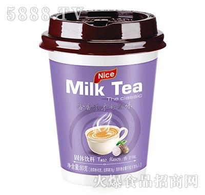 佳因美香芋奶茶80克产品图