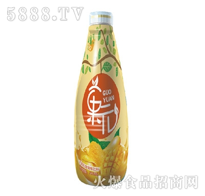 �元芒果乳酸菌味饮料1.25ml