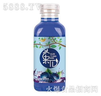 �元蓝莓乳酸菌味饮料瓶500ml