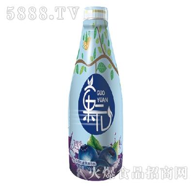 �元蓝莓乳酸菌味饮料1.25ml