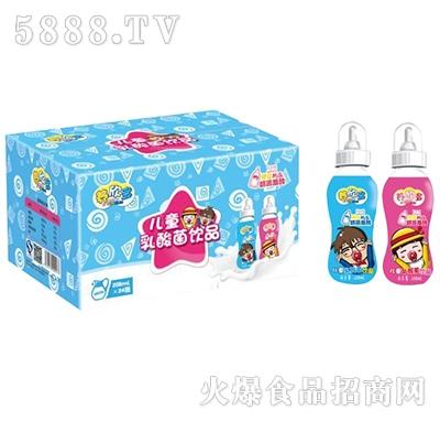 养欣多乳酸菌饮品208mlx24瓶