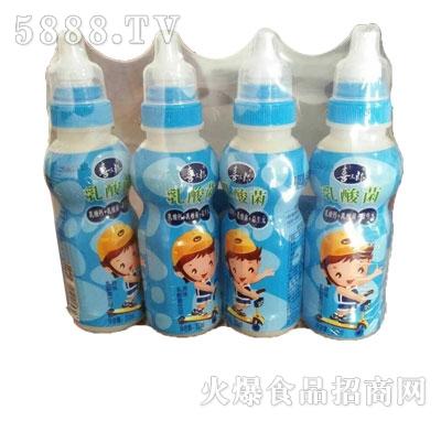 喜三郎乳酸菌蓝产品图