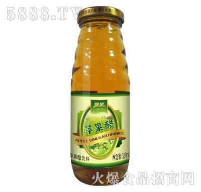 锦星苹果醋330ml