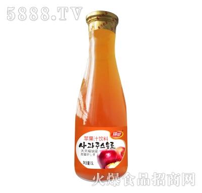 锦星苹果汁1.5L