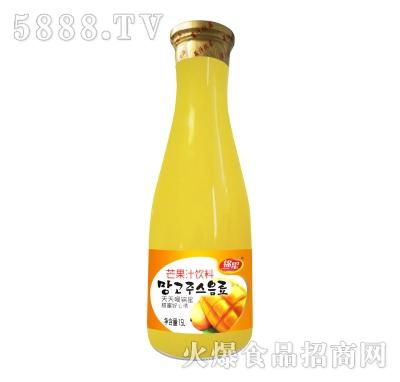 锦星芒果汁1.5L