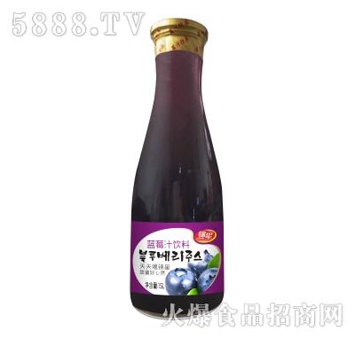 锦星蓝莓汁1.5L