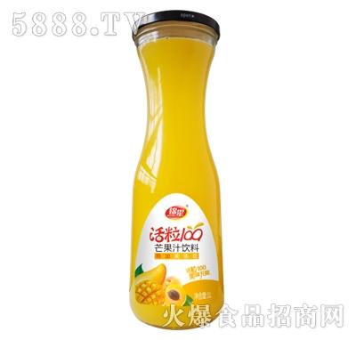 锦星芒果汁1L