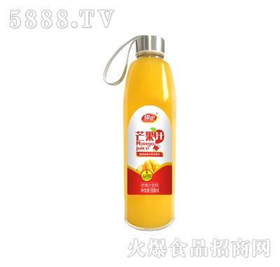 锦星芒果汁