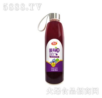 锦星蓝莓汁