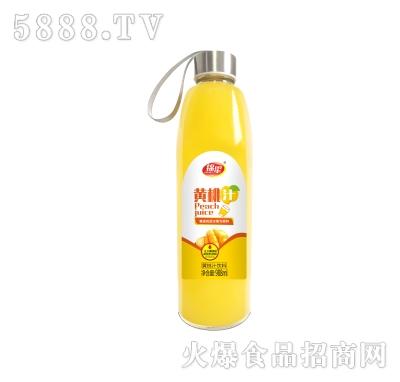 锦星黄桃汁