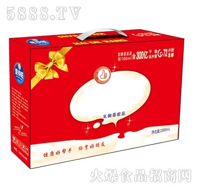 均洋乳酸菌饮品礼盒