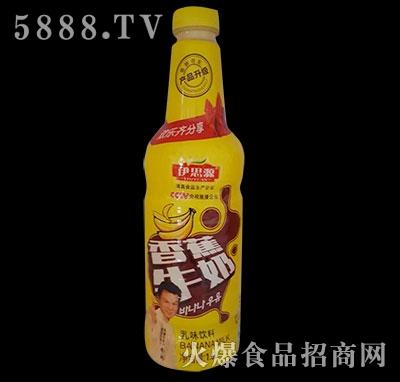 伊思源1.5L香蕉牛奶乳味饮料