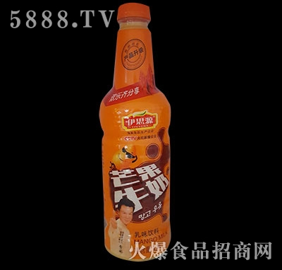 伊思源1.5L芒果牛奶乳味饮料