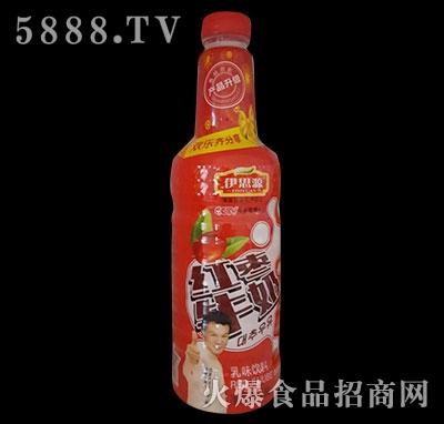 伊思源1.5L红枣牛奶乳味饮料