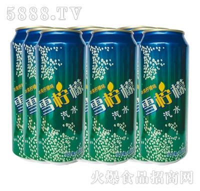 达利园饮品雪柠檬汽水