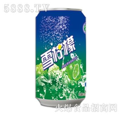 达利园饮品雪柠檬汽水罐装
