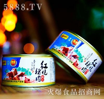 润丰红烧猪肉340g罐装