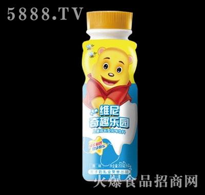维尼奇趣乐园儿童成长型饮品原味200ml