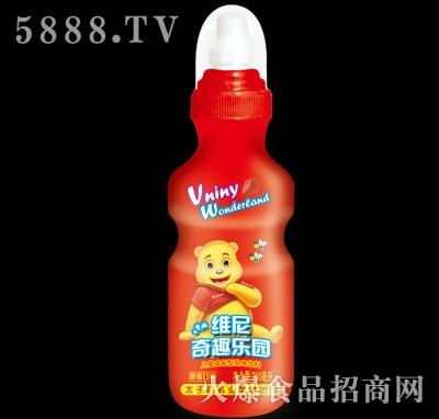 维尼奇趣乐园儿童成长型饮品草莓味200ml瓶装