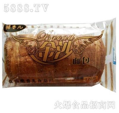 酷香儿金沙面包120g