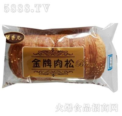 酷香儿金牌肉松面包