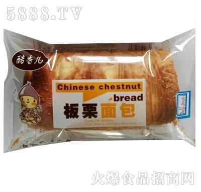 酷香儿板栗面包