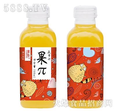 源农果π菠萝汁500ml