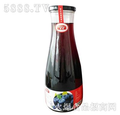 雨露蓝莓汁饮料1L