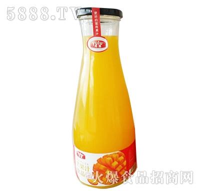 雨露芒果汁饮料1L