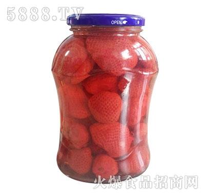 蒙康768g水果罐头