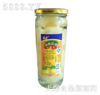 蒙康950g梨罐头