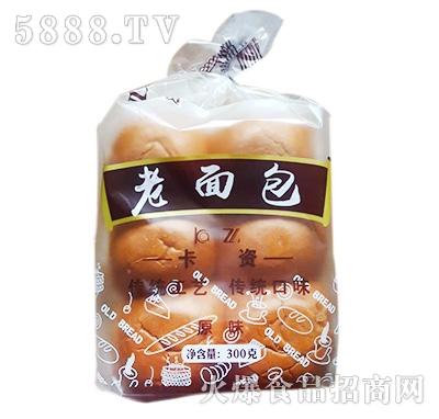 卡资老面包原味300g