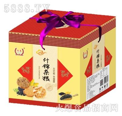 迎奉什锦杂粮饼干礼盒