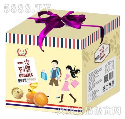 迎奉一步到胃猴菇蛋糕礼盒
