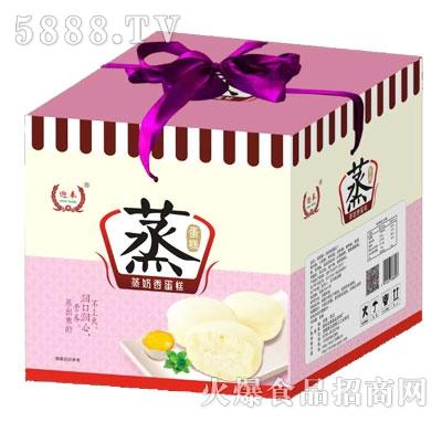 迎奉蒸蛋糕礼盒奶香味