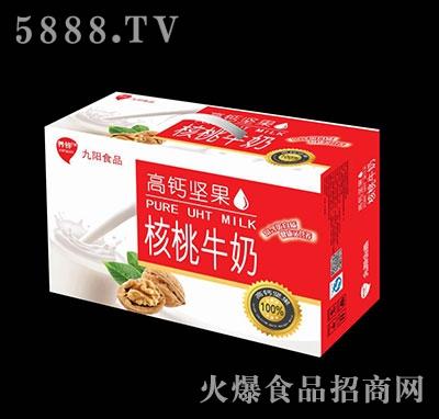 高钙坚果核桃牛奶箱装
