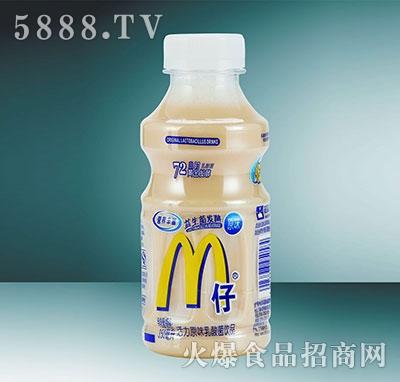 M仔益生菌发酵乳酸菌350ml