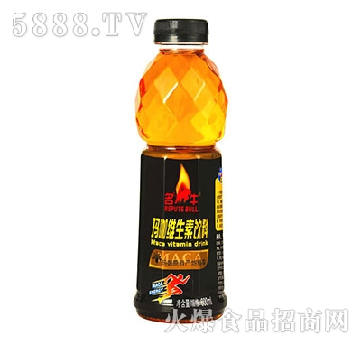 名牛玛咖维生素饮料600ml