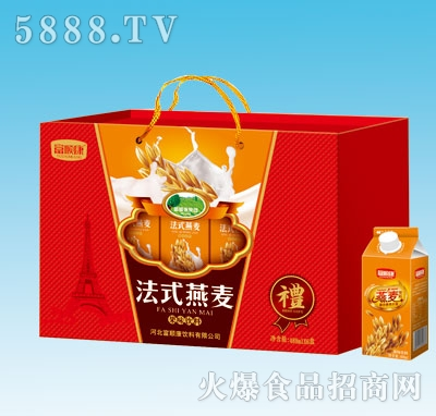 488mlx6盒法式燕麦