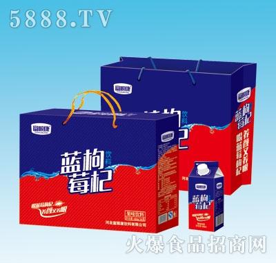 488mlx6盒富顺康蓝莓枸杞