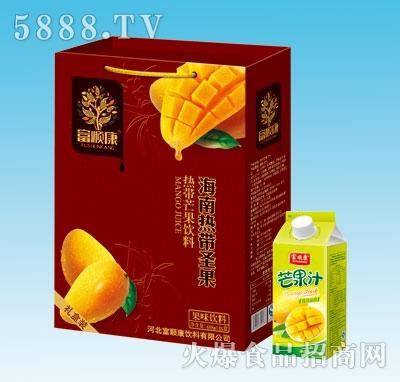 488mlx6盒富顺康芒果