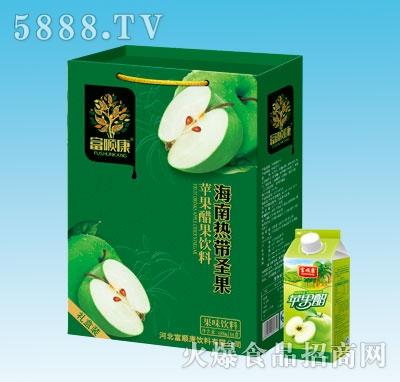 488mlx6盒富顺康苹果醋