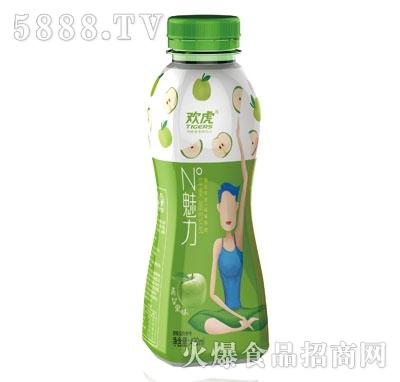 欢虎苹果醋饮品420ml(瓶)