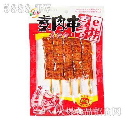 春福盈素肉串80克(麻辣味)