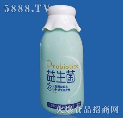 京港生物益生菌发酵型含乳饮品360g